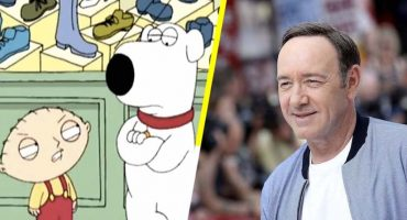 El episodio de Family Guy que 'predijo' lo ocurrido con Kevin Spacey