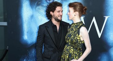 La broma de Kit Harington a su novia es tan cruel como un episodio de Game of Thrones
