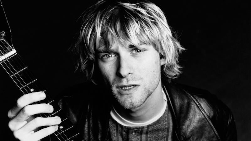 Resultado de imagen de Kurt Cobain