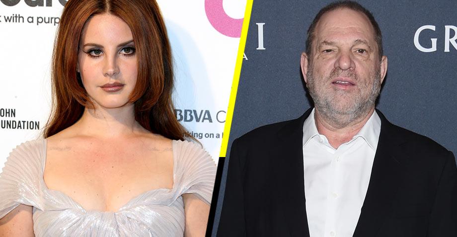 Lana del Rey escribió una canción sobre Harvey Weinstein y nadie lo notó