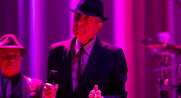 Los últimos poemas de Leonard Cohen serán publicados en un libro