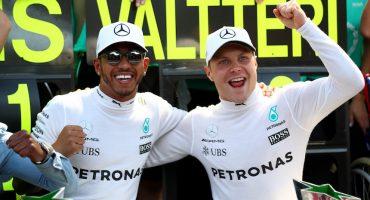 ¿Eres más Team Hamilton o Team Bottas? Saberlo te podría llevar al Gran Premio de México 2017