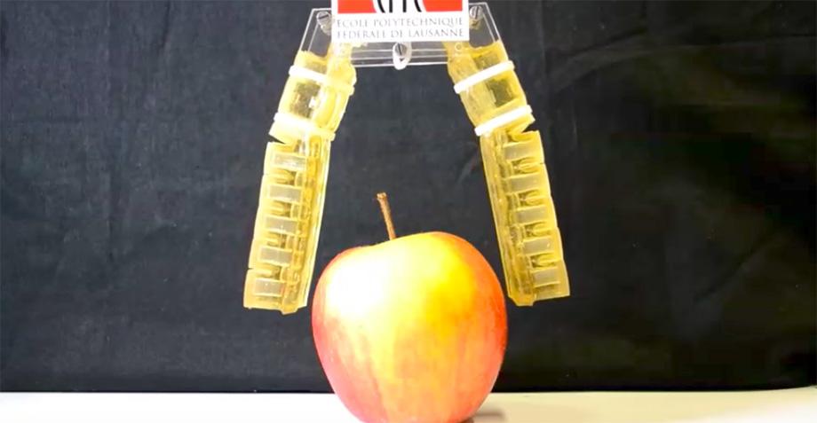 Nerdgasmo: Crean un robot que te puedes comer