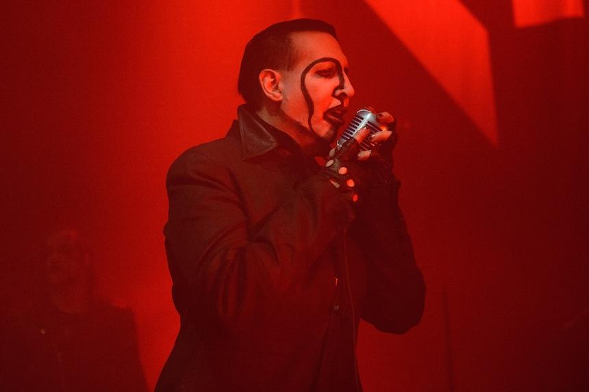 Marilyn Manson - Concierto