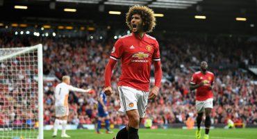 Fellaini se iría del Manchester United si no le aumentan el sueldo