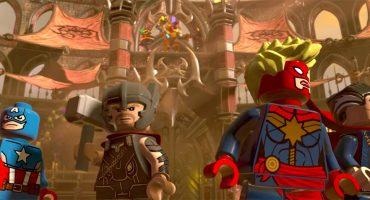 Las cosas se complican en el tráiler de LEGO Marvel Super Heroes 2
