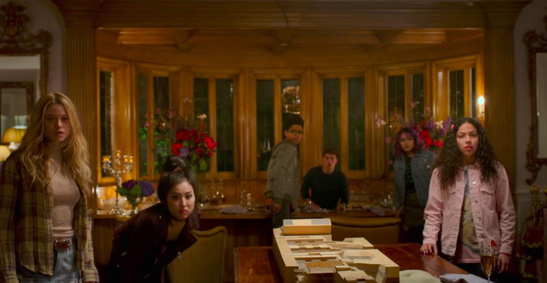Marvel's Runaways: la nueva serie de la Casa de las Ideas