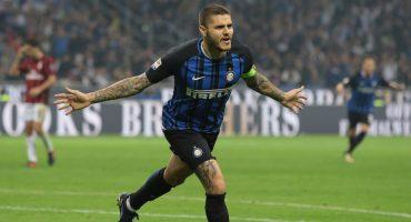 Mauro Icardi destruye al AC Milan y el Inter gana el 'Derby della Madonina'