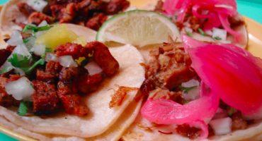 Chefs del mundo te recomiendan los mejores tacos en la Ciudad de México