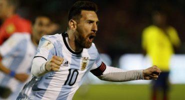 ¿Cuál pecho frío? Messi mete a Argentina al Mundial con hat-trick