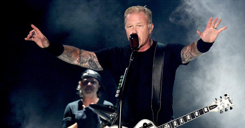 "Metallica lanza demo que grabó en 1985 de ""Master of Puppets"""