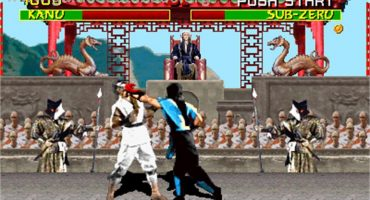 Nergdasmo: El motion-capture de los personajes del primer Mortal Kombat 👊🏼