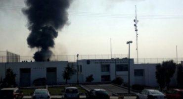 Reportan motín en penal de Chiconautla, Estado de México; se habla de varios lesionados