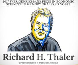 Nobel Economía 2017