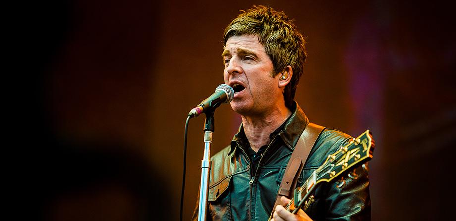 """Y con ustedes, la nueva """"Fort Knox"""" de Noel Gallagher"""