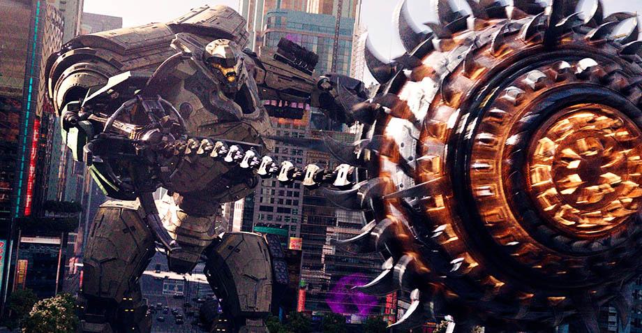 Los Jaegers se lucen en nuevas imágenes de Pacific Rim: Uprising