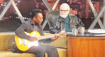 Pelé y otros deportistas que tuvieron grandes FAILS en la música