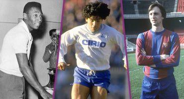 ¿Cuánto costaría Pelé, Maradona o Cruyff en esta época?
