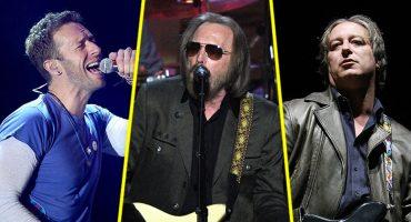 Peter Buck de R.E.M. se une a Coldplay para homenajear a Tom Petty