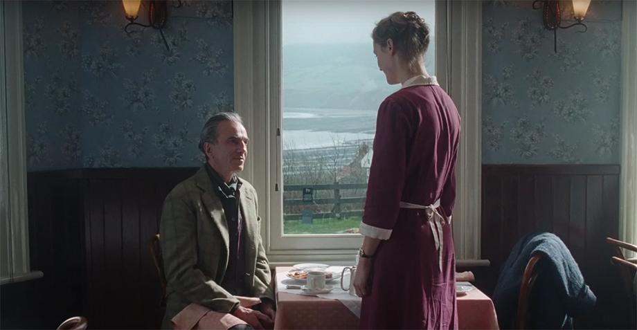 Checa el tráiler de 'Phantom Thread', la película con la que se retira Daniel Day-Lewis
