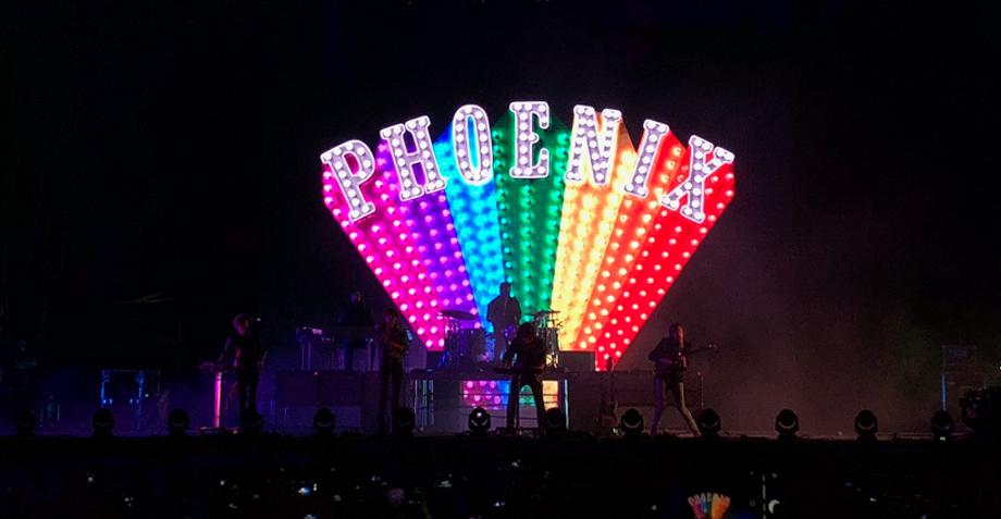 Phoenix dio mucho, mucho amor a México durante Coordenada 2017 💙