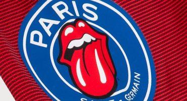 Rock & Fut: El PSG y The Rolling Stones se unen para lanzar un grandioso jersey de fútbol