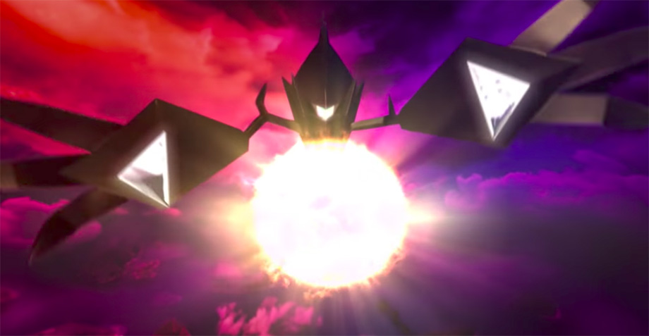 La oscuridad sumerge al mundo de Pokémon Ultra Sun & Moon