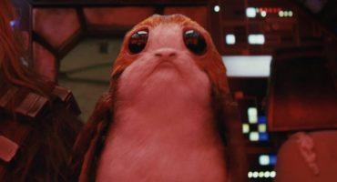 ¡Un genio reprodujo el intro de Star Wars con voces de porgs!