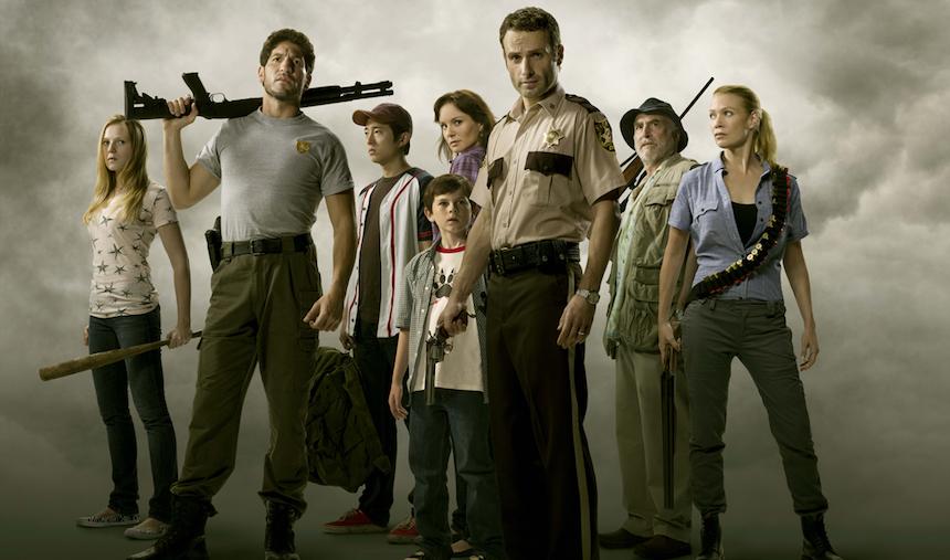 The Walking Dead - Primera temporada