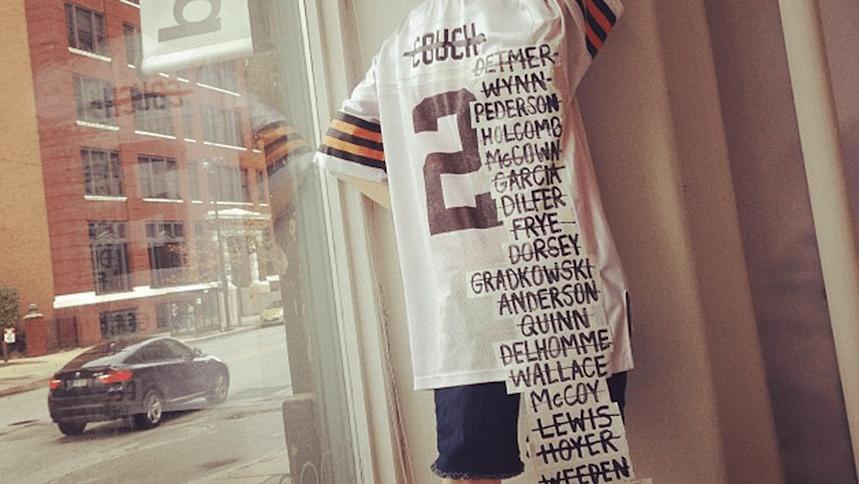 Quiz: Reconoce a todos los quarterbacks que han sido titulares con los Browns