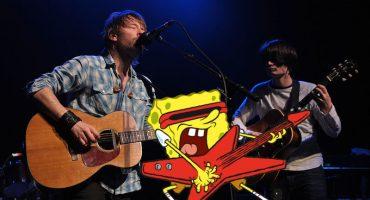 Bob Esponja encaja con cada disco de Radiohead... ¡y su guitarrista lo aprueba!