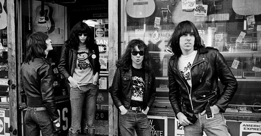 Prepara tus oídos para una edición especial de Rocket to Russia de Ramones