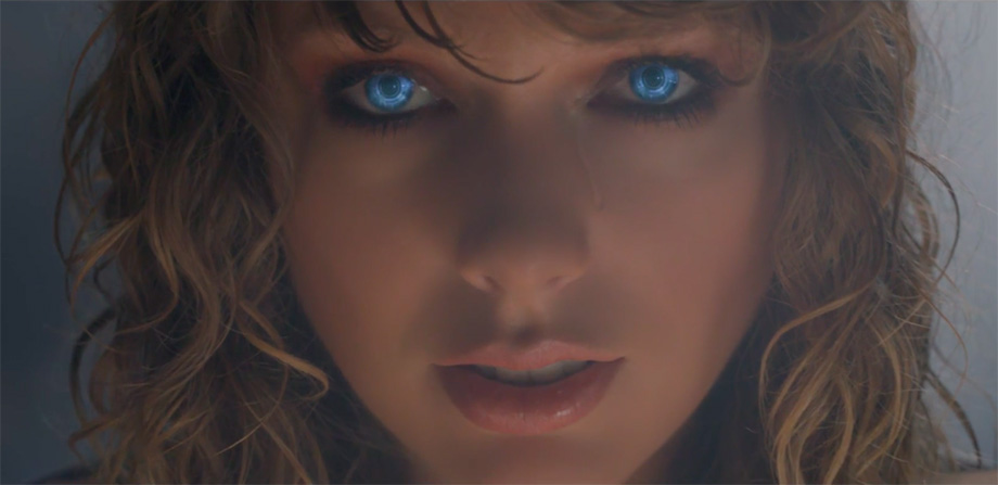 '...Ready for it?', el nuevo video de Taylor Swift que promete convertirse en un clásico del sci-fi