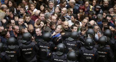 Referéndum en Cataluña: disturbios y represión dejan más de 700 heridos