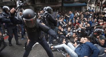 El lunes Cataluña se declarará independiente; evita