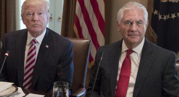 Y en la nota idiota del día: Trump reta a su secretario de Estado a prueba de IQ