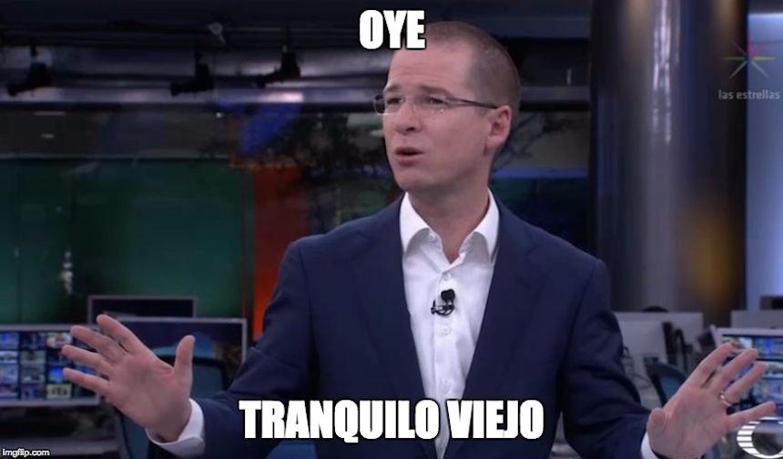 Ricardo Anaya Cortés, precandidato presidencial de la coalición PAN-PRD-MC