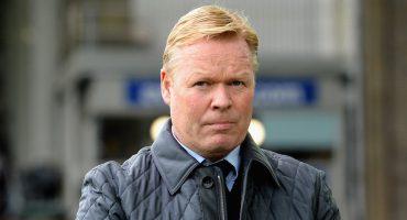 Cae la cabeza en Everton, despidieron a Ronald Koeman