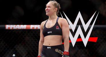 Ronda Rousey podría dejar la UFC e irse a la WWE