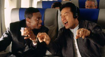 Jackie Chan dice que hará Rush Hour 4 sólo si Chris Tucker acepta