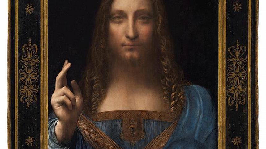 Ponen en venta el último cuadro privado de Leonardo da Vinci