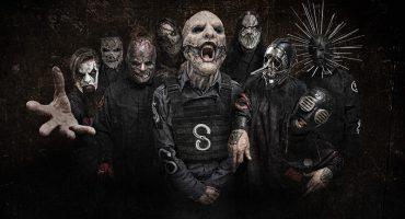 ¡Ya puedes comprar las máscaras oficiales de Slipknot para este Halloween!