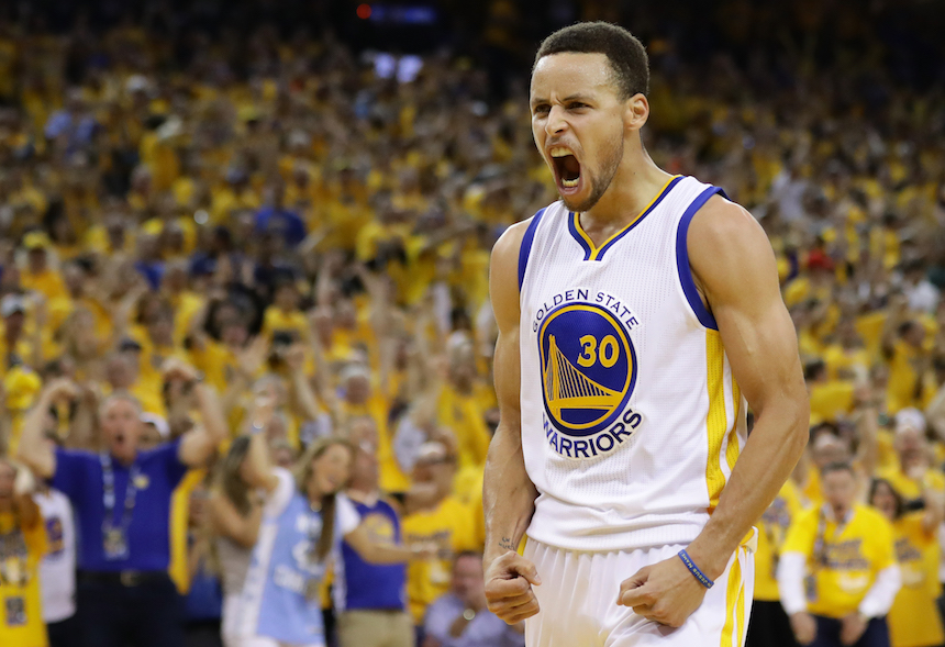 Stephen Curry y Golden State