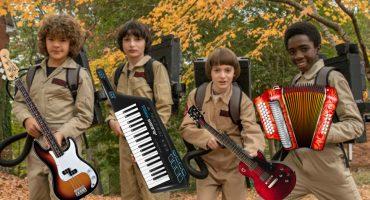 ¿Habemus rockstars? Los chicos de Stranger Things hablan de sus intenciones por entrarle a la música