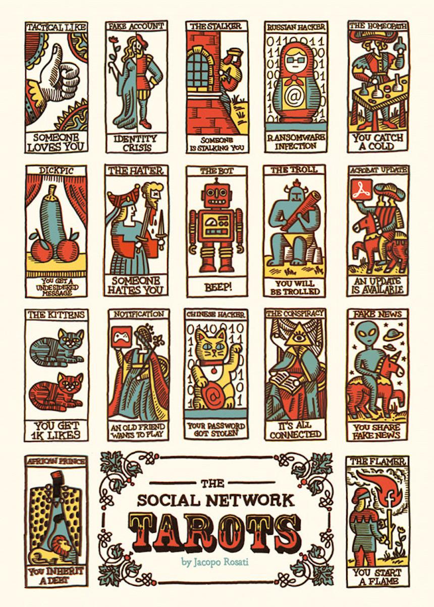 Cartas de Tarot Virtual