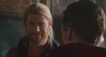 El destino busca pelea con el Dios del Trueno en este spot de Thor Ragnarok
