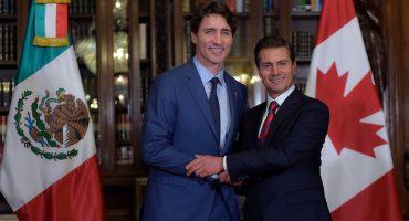 El guapo y carismático Trudeau evita el tema de las mineras canadienses