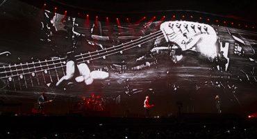 Frontera: El poema que U2 proyectó en sus pantallas para proclamarse en contra del muro