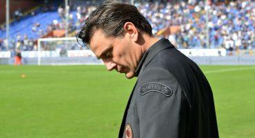 #MontellaOut: la reacción de los fans del AC Milan ante una realidad evidente