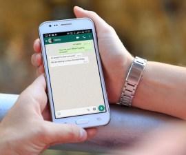 WhatsApp - Ahora puedes borrar mensajes enviados